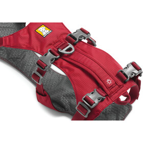 Ruffwear Flagline Imbracatura, red rock